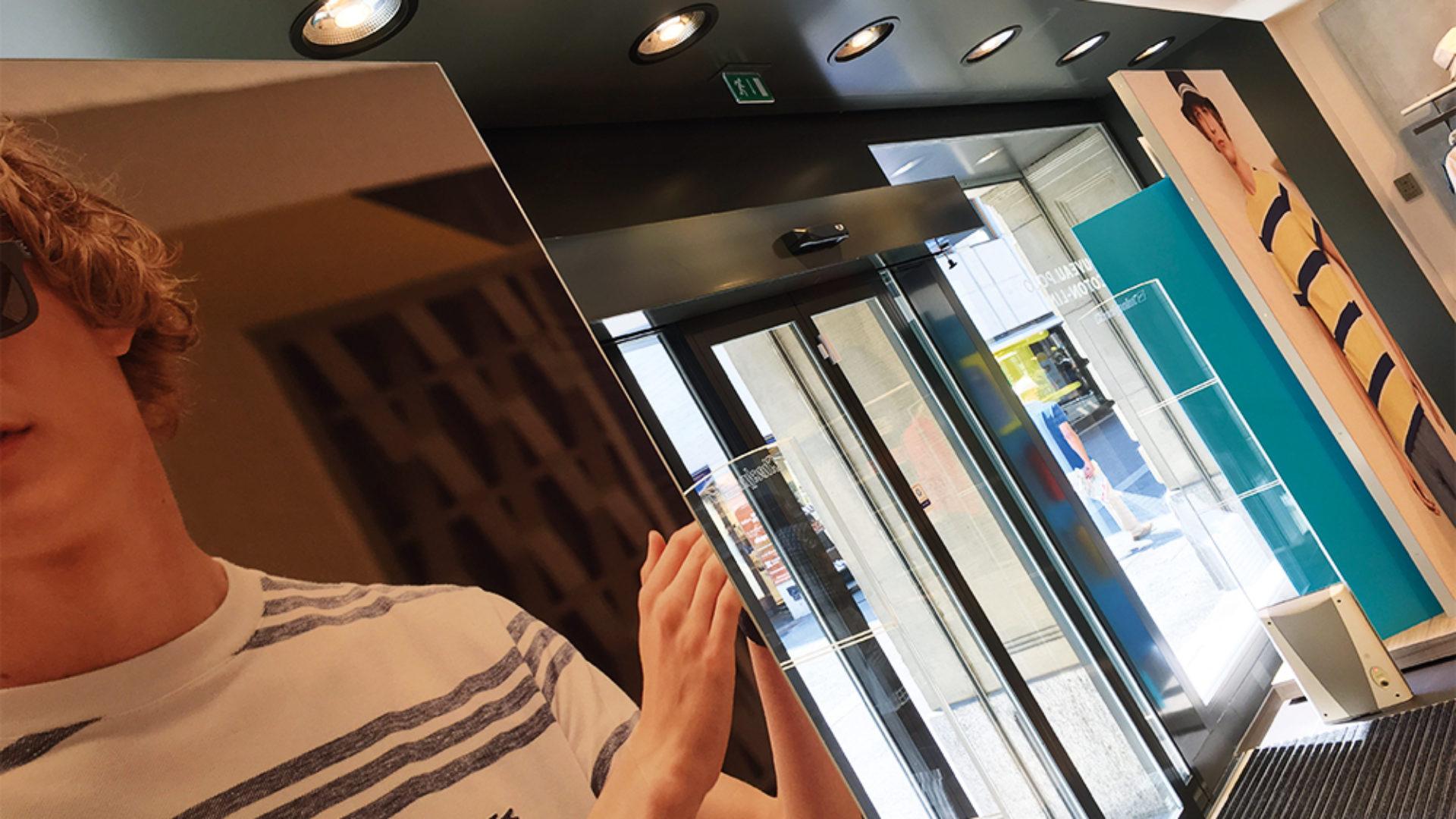 Beleuchtung_referenz_objekt_Crown_Downlight_Lacoste_Store_Luzern_perdix