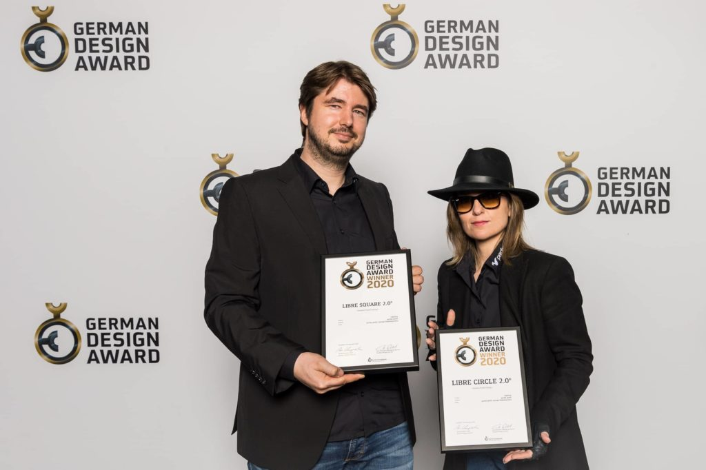 team-perdix-german-design-award-winners